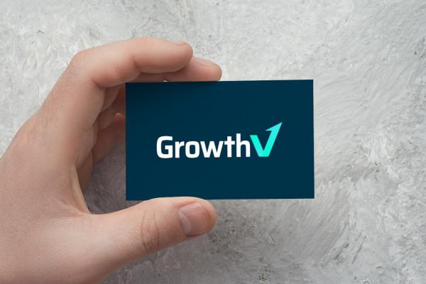 Sample branding #1 for Growthv