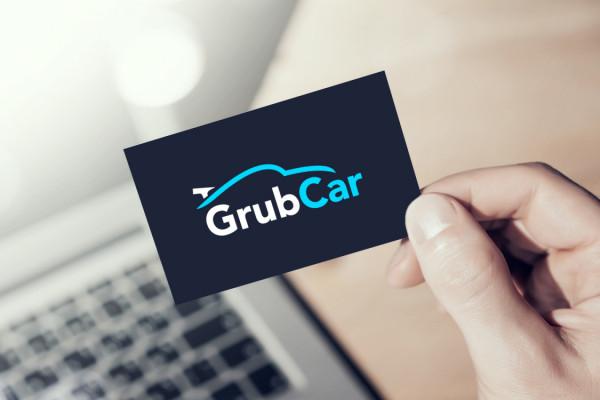 Sample branding #3 for Grubcar