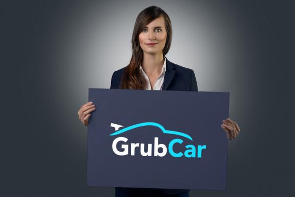 Sample branding #2 for Grubcar