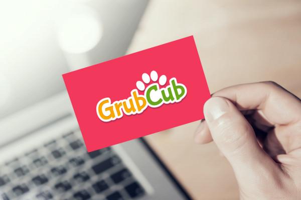 Sample branding #1 for Grubcub