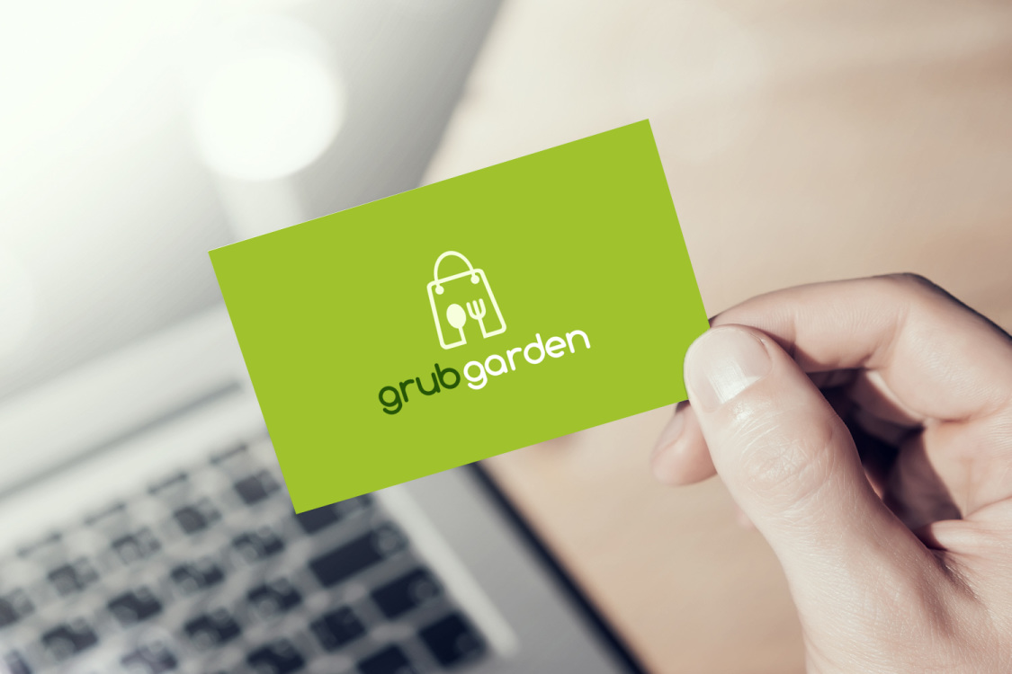 Sample branding #2 for Grubgarden