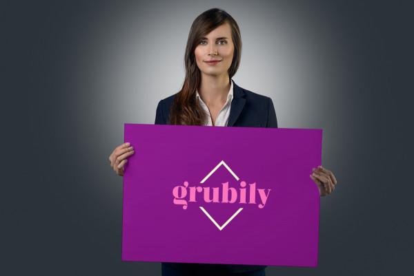 Sample branding #3 for Grubily