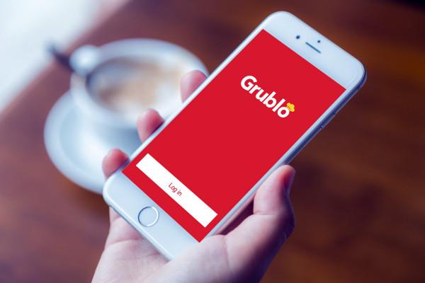Sample branding #3 for Grublo
