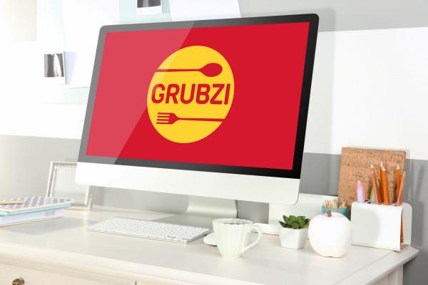 Sample branding #3 for Grubzi