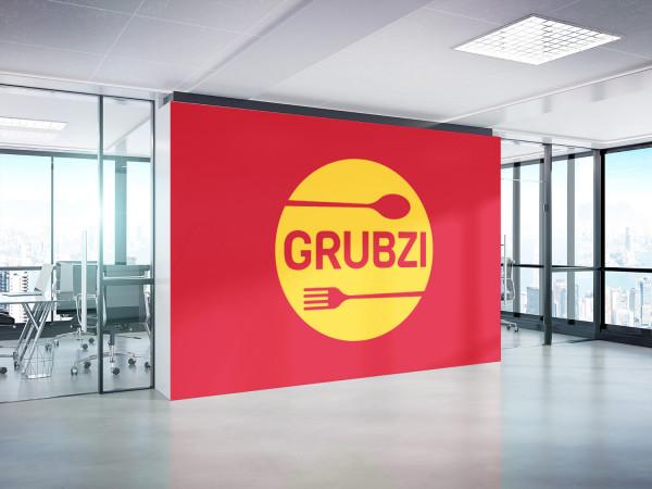 Sample branding #2 for Grubzi