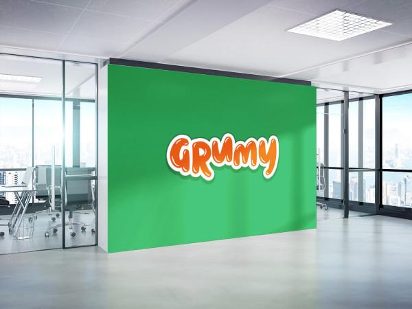 Sample branding #2 for Grumy
