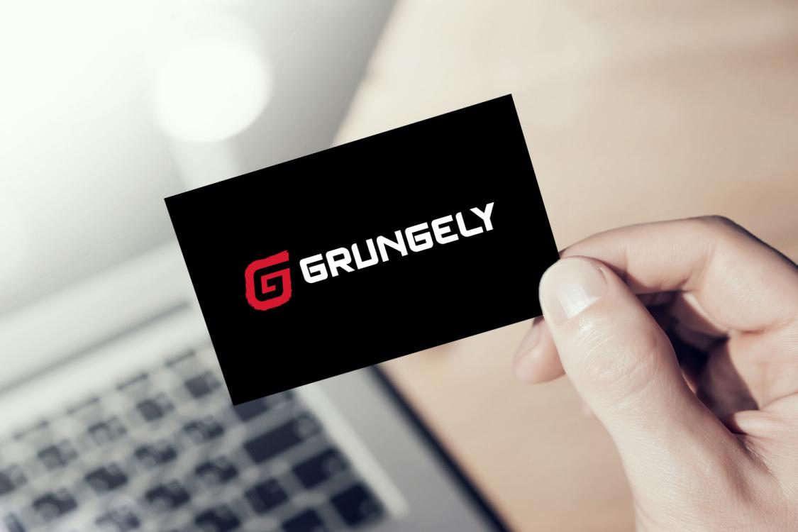 Sample branding #1 for Grungely