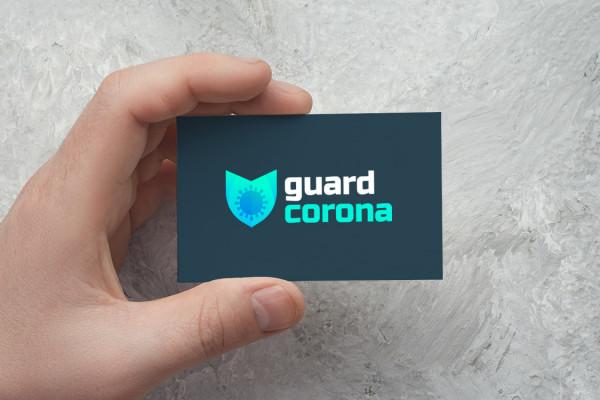 Sample branding #2 for Guardcorona