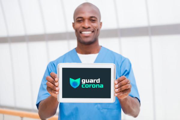 Sample branding #1 for Guardcorona