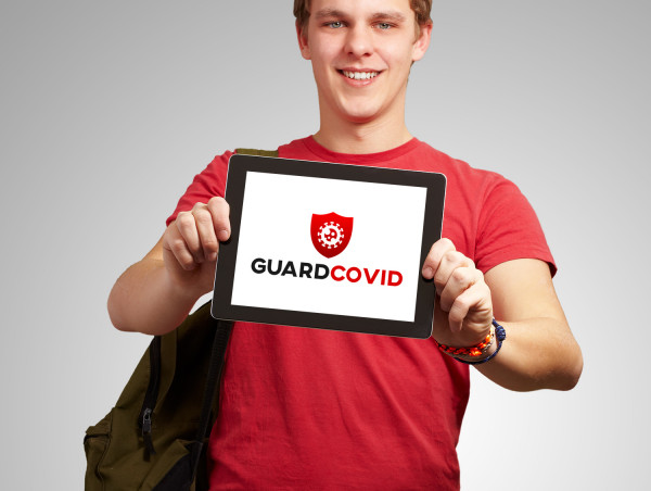 Sample branding #3 for Guardcovid