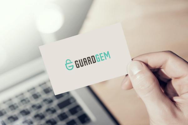 Sample branding #3 for Guardgem