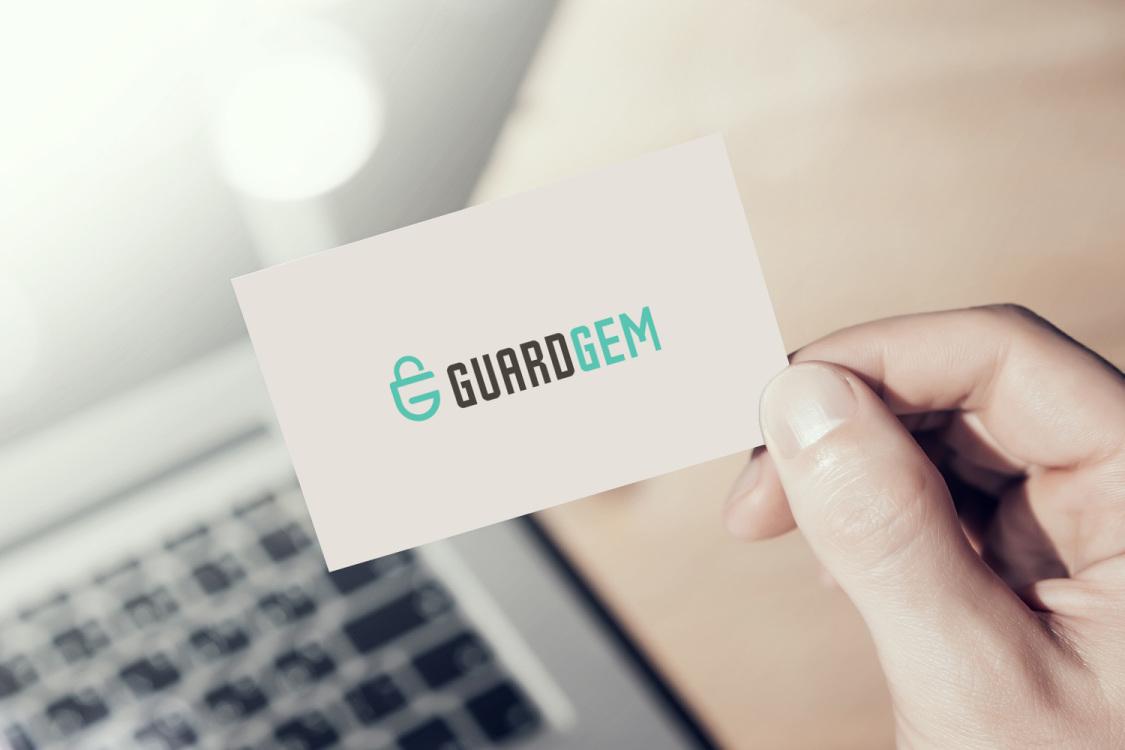 Sample branding #2 for Guardgem