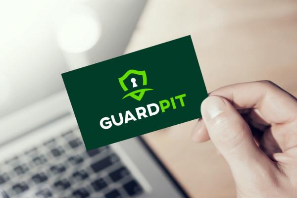 Sample branding #2 for Guardpit
