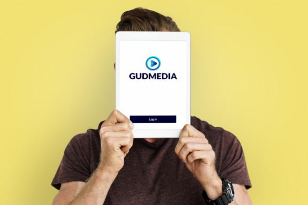 Sample branding #3 for Gudmedia