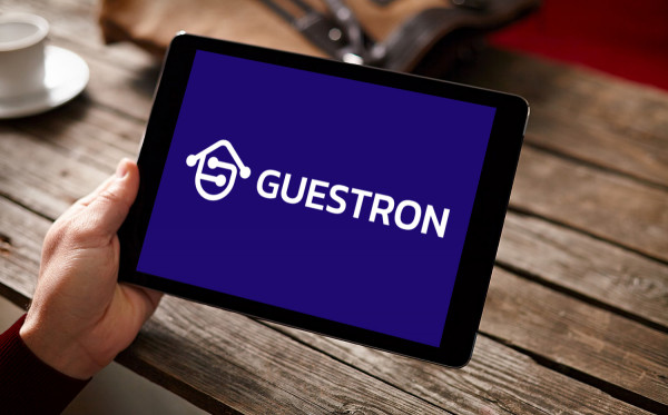 Sample branding #1 for Guestron