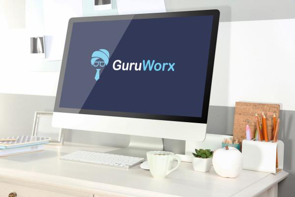 Sample branding #3 for Guruworx