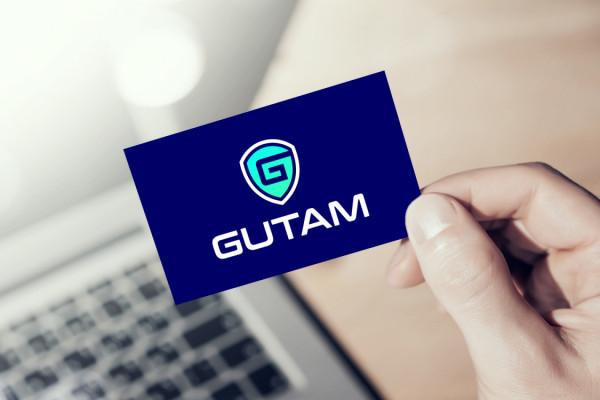 Sample branding #1 for Gutam