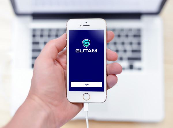 Sample branding #2 for Gutam