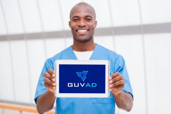 Sample branding #3 for Guvad