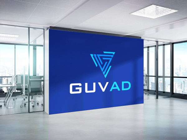 Sample branding #2 for Guvad