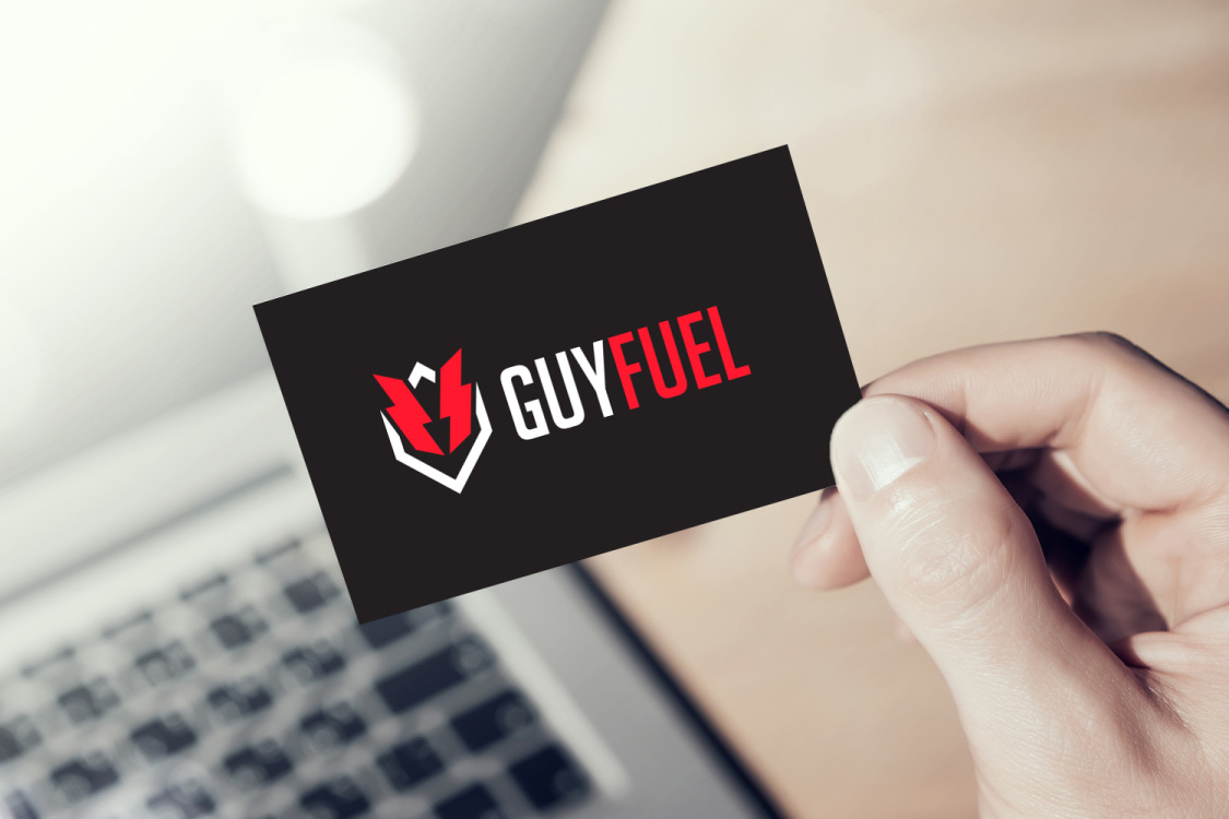 Sample branding #1 for Guyfuel