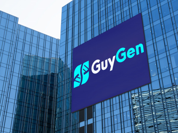 Sample branding #3 for Guygen