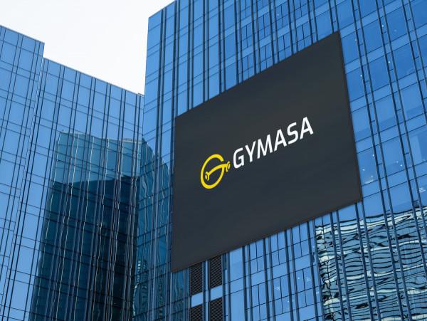 Sample branding #2 for Gymasa