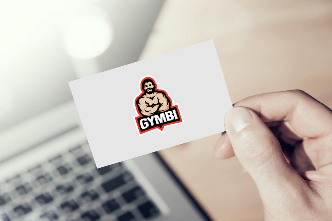 Sample branding #3 for Gymbi