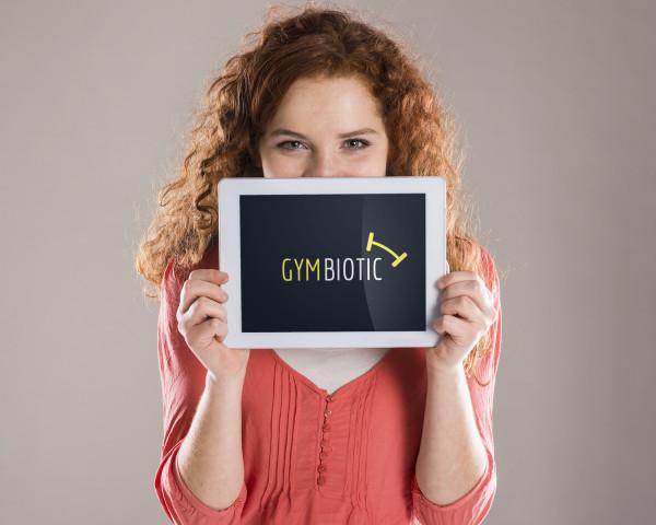 Sample branding #2 for Gymbiotic