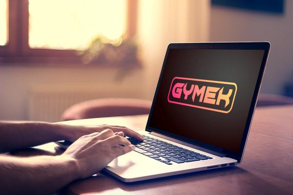 Sample branding #3 for Gymek