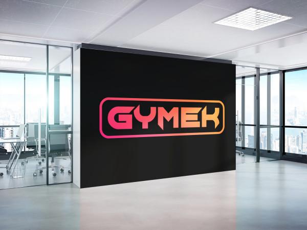 Sample branding #2 for Gymek