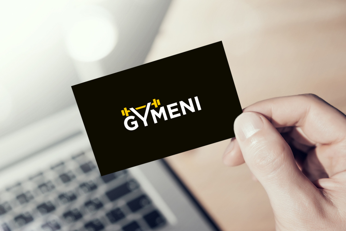 Sample branding #2 for Gymeni