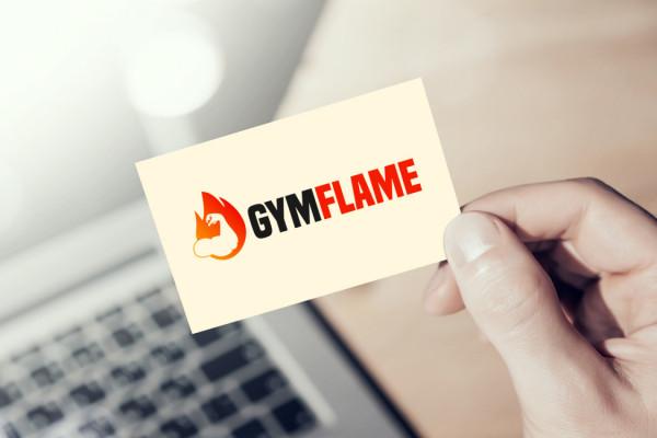 Sample branding #3 for Gymflame
