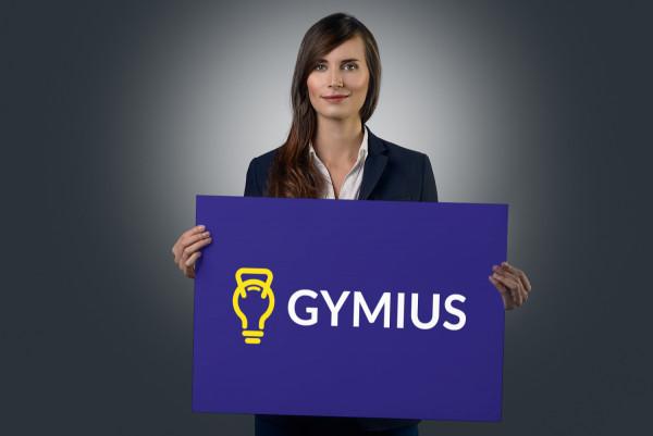 Sample branding #3 for Gymius