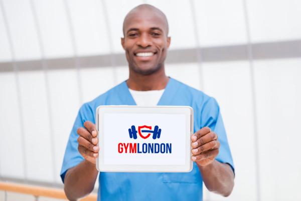 Sample branding #3 for Gymlondon
