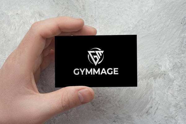 Sample branding #1 for Gymmage