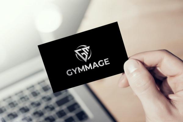Sample branding #1 for Gymmage