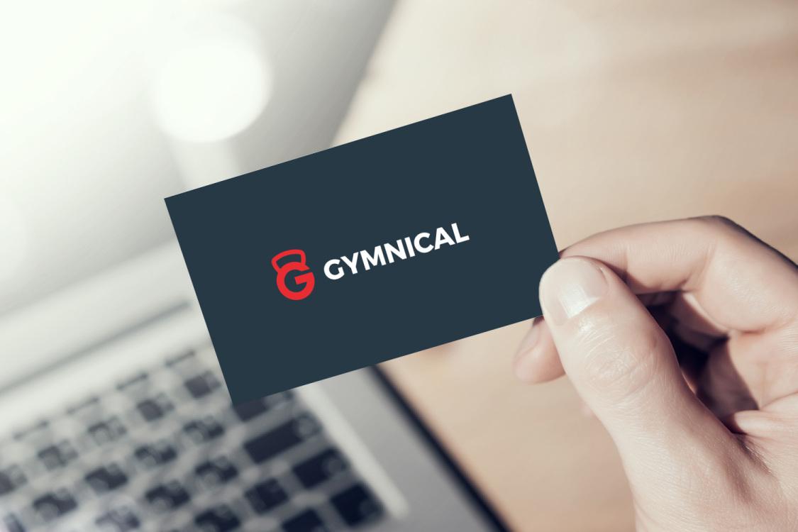 Sample branding #1 for Gymnical