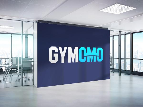 Sample branding #2 for Gymomo
