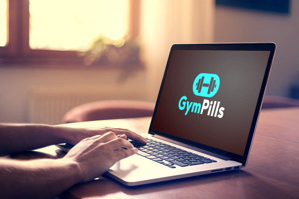 Sample branding #1 for Gympills