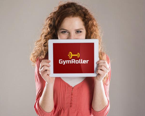 Sample branding #3 for Gymroller