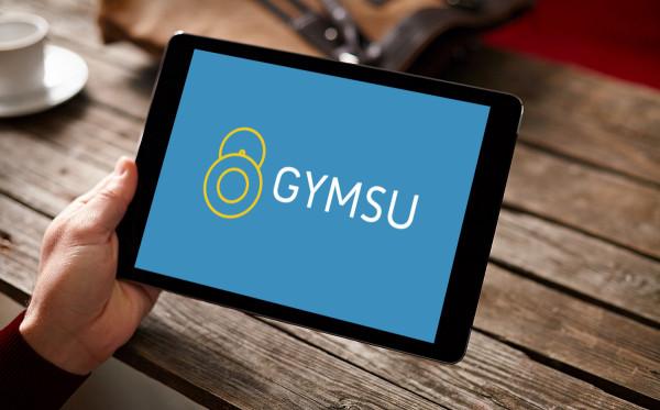 Sample branding #2 for Gymsu