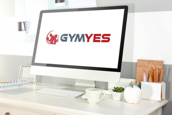 Sample branding #2 for Gymyes