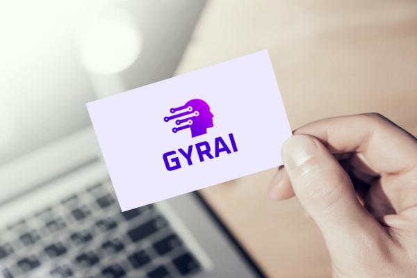 Sample branding #3 for Gyrai