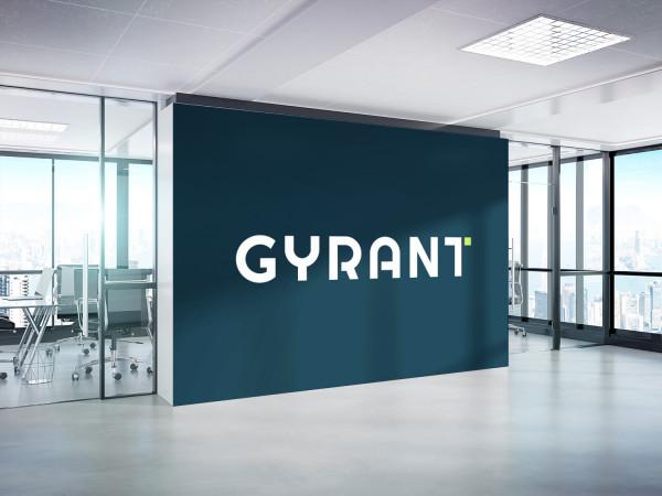 Sample branding #2 for Gyrant