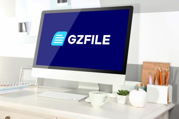 Sample branding #3 for Gzfile