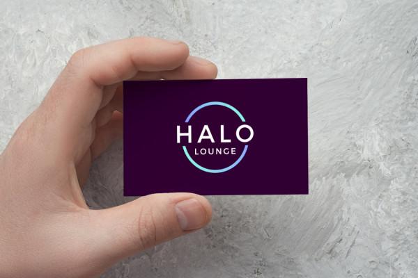 Sample branding #1 for Halolounge
