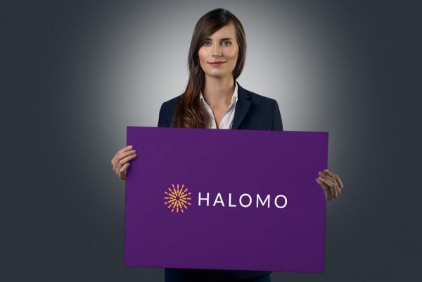 Sample branding #3 for Halomo
