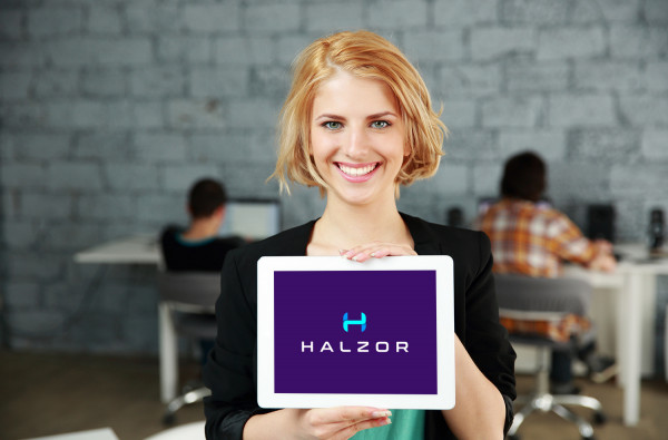 Sample branding #2 for Halzor