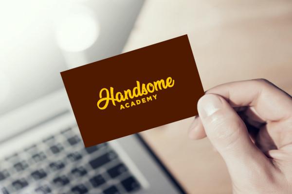 Sample branding #3 for Handsomeacademy